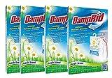 Damp Rid Hanging Moisture Absorber Fresh Scent Bag 14 Oz (4 Pack)