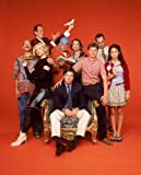 (11x17) Arrested Development Cast Red TV Poster