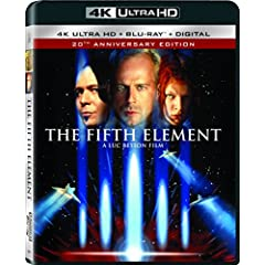 THE FIFTH ELEMENT and LEON: THE PROFESSIONAL debut on 4K Ultra HD July 11 from Sony Pictures