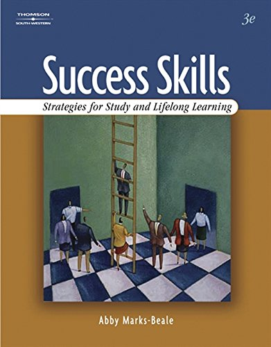 Success Skills: Strategies for Study and Lifelong Learning (Title 1)