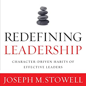 Redefining Leadership Audiobook