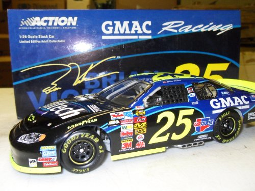 brian-vickers-gmac-2004-25-action-racing-124-die-cast-stock-car