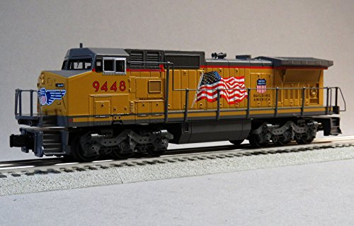 MTH RAIL KING UNION PACIFIC DIESEL ENGINE #9448 w/PROTO 3 o gauge Union Pacific Diesel Engine