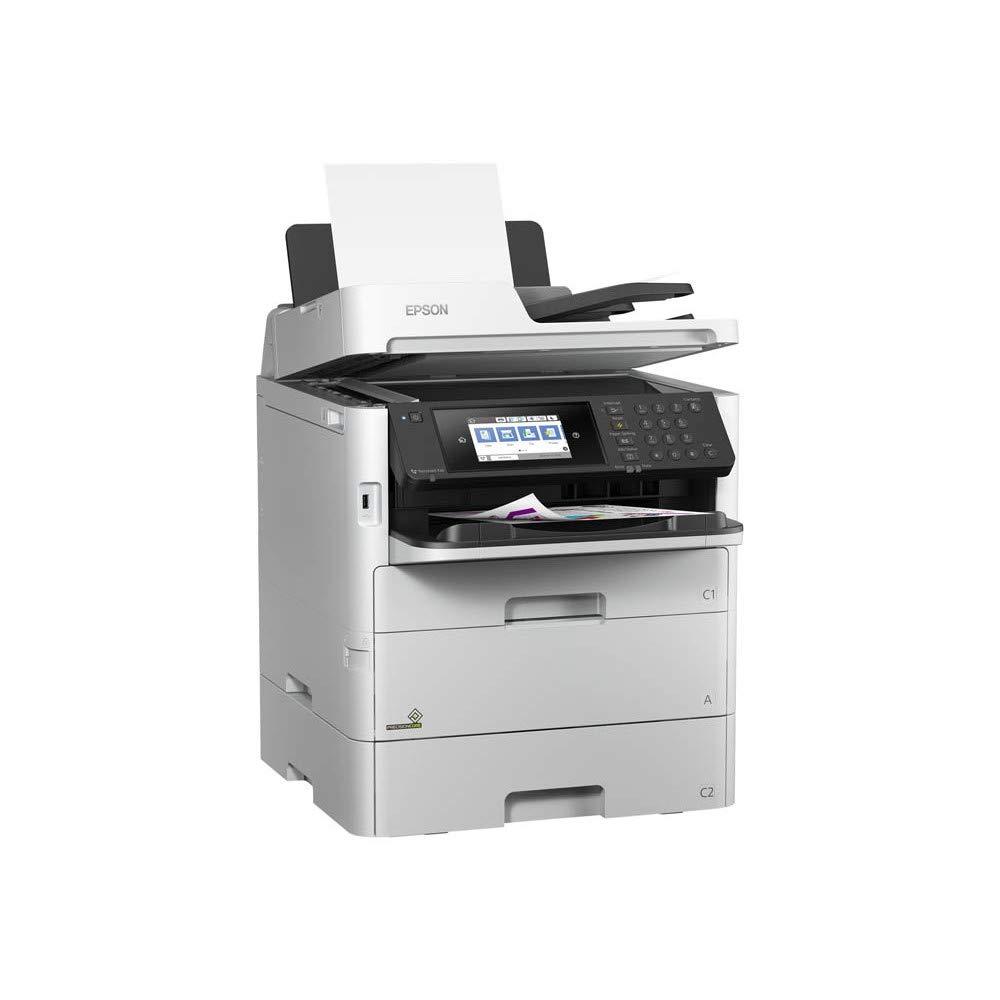 Epson Workforce Pro WF- C579RDTWF Laser 34 ppm 4800 x 1200 ...