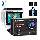 Campark ACT74 Action Cam 16MP 4K WiFi Waterproof (Small Image)