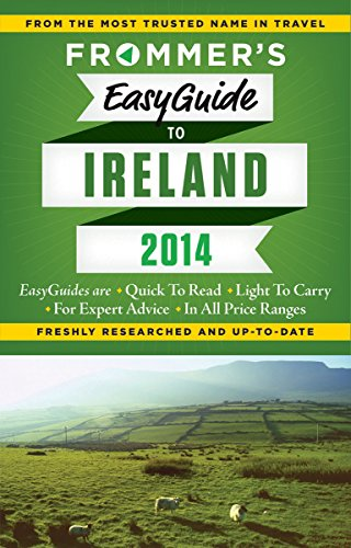 Frommer's EasyGuide to Ireland 2014 (Easy Guides)