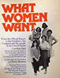 What Women Want, Caroline Bird, 0671242539