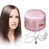 Hair Thermal Steamer Treatment SPA Cap Nourishing Care Hat New Beauty Steamer Nourishing Hat 23 x 17cm