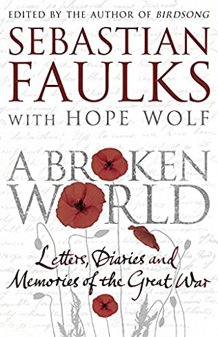 book cover of A Broken World