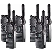 Motorola CLS1410 UHF Frequency Professional Two Way Radio (6-Pack)