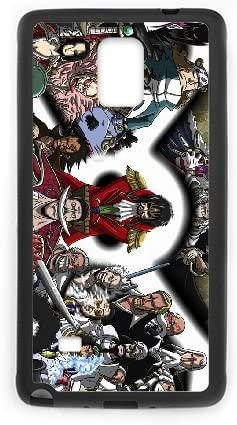 Samsung Galaxy Note 4 Black Phone Case One Piece Wallpaper Hd Onp5094542 Amazon Ca Cell Phones Accessories