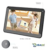 ValuePad® VP112-11 10.1'' Tablet with HDMI Quad Core Android 4.4.2 KitKat Kids and Adult Hybrid Tablet BT 4.0 1080P via HDMI 1GB 16GB Dual Camer 10 Points MultiTouch Dual Speaker 3D Game