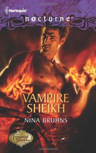 book cover of Vampire Sheikh
