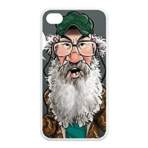 Unique Fashion Duck Dynasty Personalized iPhone 4 4S