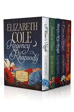 book cover of Regency Rhapsody