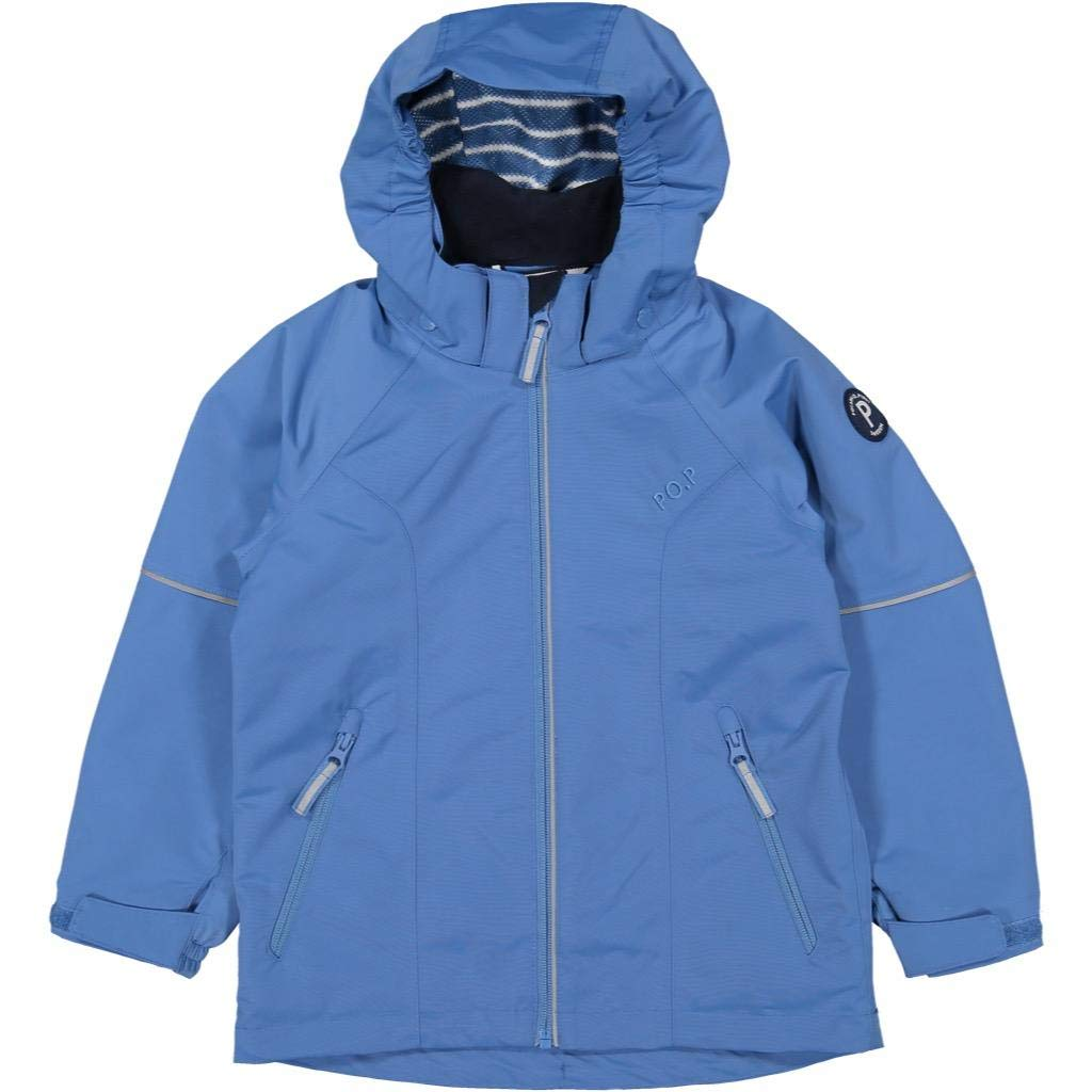 Polarn O. Pyret Shell Jacket (2-6YRS) - Delft/2-3 Years