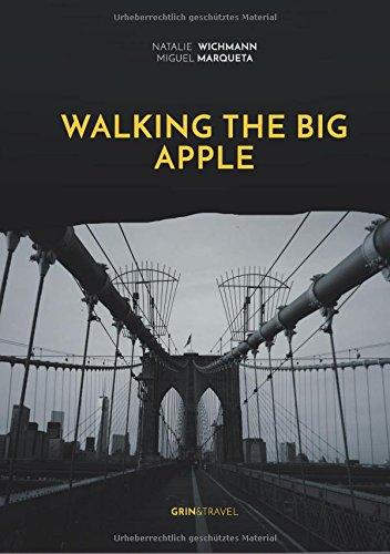 Walking the Big Apple (German Edition) ebook