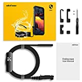Ulefone Armor 9/Armor 9E Endoscope IP67 Waterproof
