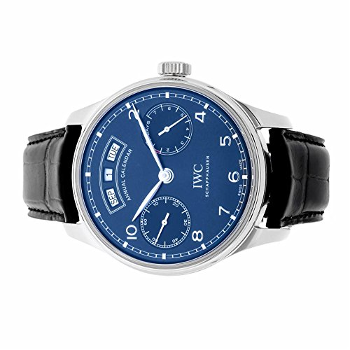IWC-Portuguese-automatic-self-wind-mens-Watch-Certified-Pre-owned