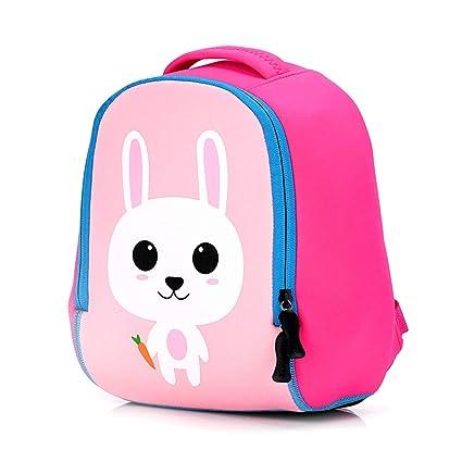 05f137a2aba2 Amazon.com: JJSSGJBB Student backpack 3D Animal School Bags Children ...