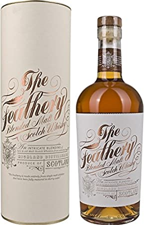 The Feathery Blended Highland Sherry Malt Scotch Whisky - 700 ml