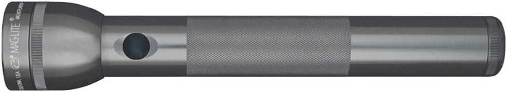 Gray electronic consumer MAGLITE S3D096 45-Lumen Flashight