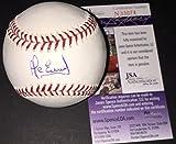 Alcides Escobar Kansas City Royals Autographed Signed Official Major League Baseball JSA COA
