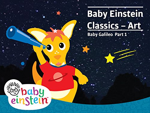 Baby Galileo - Discovering the Sky -Part 1