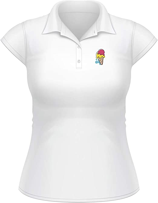 My Custom Style Summertime_A - Polo para Mujer (algodón, 200 g ...