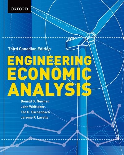 engineering economic analysis third canadian edition pdf