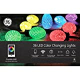 GE 36 LED Christmas colour changing lights