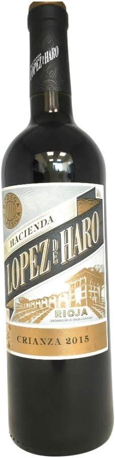 Hacienda López de Haro Gran Reserva 2009, Vino, Tinto, Rioja, España: Amazon.es: Alimentación y bebidas