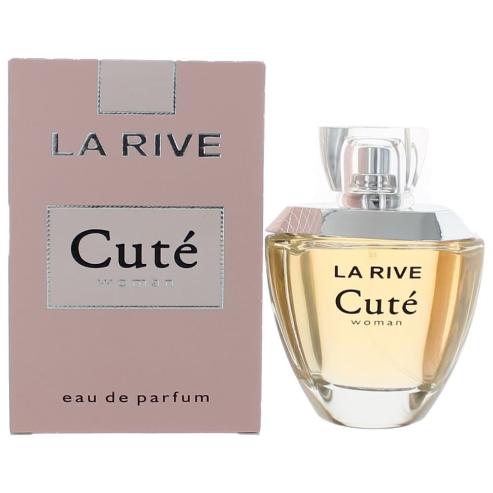 La Rive Perfume Cut Woman 100 Ml Beauty Larive In Edp 90ml
