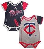 Minnesota Twins Baby / Infant 2 Piece Creeper Set