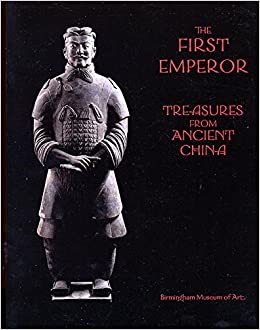 First Emperor book cover