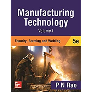 Manufacturing Technology – Vol.1