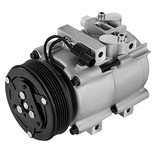Get AC A//C Compressor for 2002-2005 Kia Sedona 3.5L V6 1K52Y-61450 58119 Motor