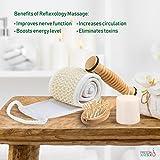 Wooden Massage and Reflexology Kit for
