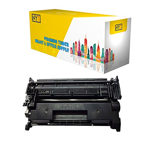 New York Toner New Compatible 1 Pack CF226A High Yield Toner for HP - LaserJet Pro M402d | M402dn | M402n | LaserJet Pro MFP M426dw | M426fdn | M426fdw printers--Black