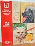 How to Draw Animals, Famous Artists School Staff, 006464068X