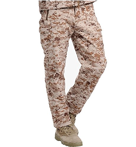 3 Color Desert Camo Pants - 8