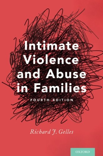Intimate Violence and Abuse in Families