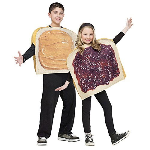 Peanut Butter and Jelly Costume - One (Peanut And Jelly Costume)
