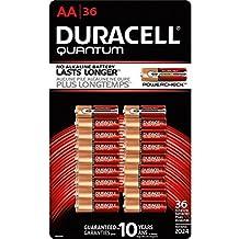 Duracell Quantum Alkaline AA Batteries - 36 pk by MegaDeal