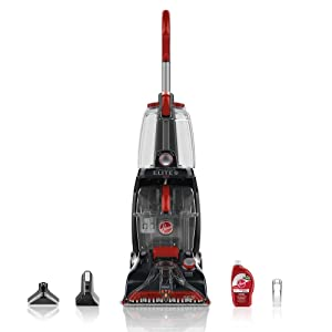 Hoover Professional Series Power Scrub Elite Pet Plus Upright Carpet Cleaner