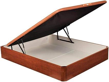 Canapé Abatible Pikolin NaturBox - Cerezo, 135x190cm