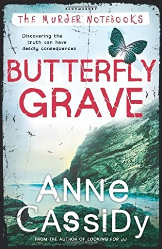 book cover of Butterfly Grave