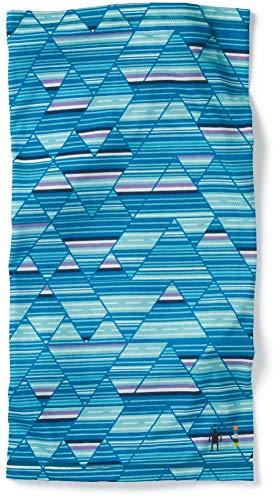 Smartwool Merino 150 Print Neck Gaiter, Marlin Blue, ()