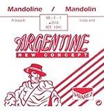 Corde au détail Mandoline - Argentine 1041 - Corde de Mi à boucle