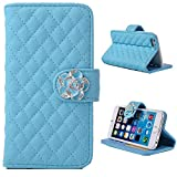 iPhone 6 case,iPhone 6 cases,iPhone 6 cover,iPhone 6 4.7 inch case,iphone 6 cases,iphone 6 flip case,iPhone 6 flip leather case, iphone 6 leather wallet case,Gotida Wallet Leather Carrying Case Cover for Credit ID Card Slots/ Money Pockets For iPhone 6
